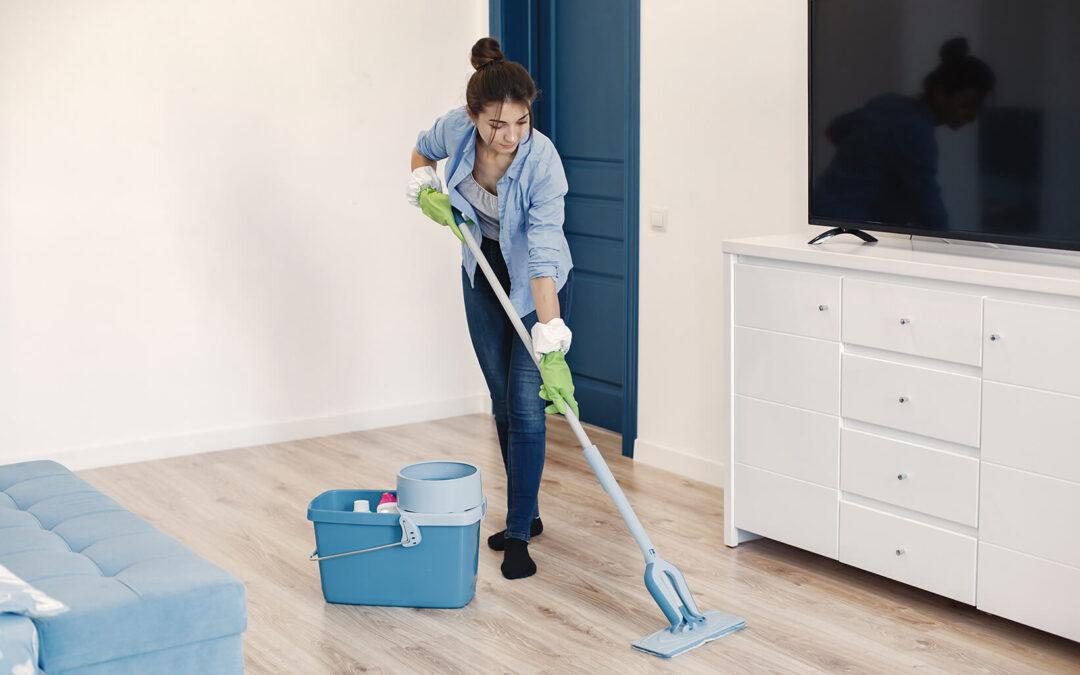 Guide til grundig rengøring